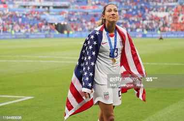 Manchester United sign USWNT forward Christen Press