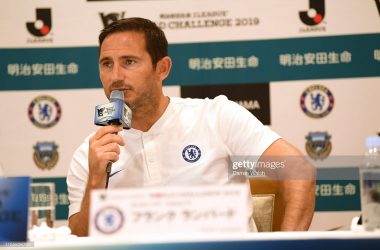 Lampard issues update on N'Golo Kante's injury