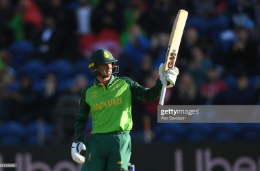 2019 Cricket World Cup: South Africa get first win after hammering Afghanistan