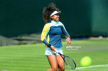 WTA Birmingham Classic Quotes: Naomi Osaka not feeling comfortable on grass