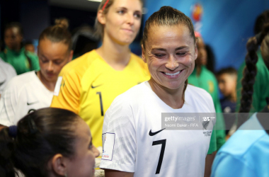 'As footballers, I feel that we finally get the attention we deserve' - New Zealand captain Ali Riley talks about the 2023 WWC and her return to Sweden