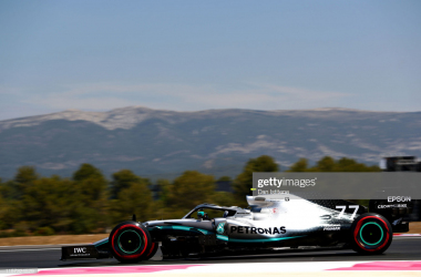 Mercedes continue to dominate in FP2 as Bottas sets the pace