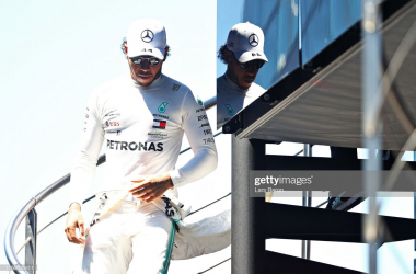 Lewis Hamilton handed a three-place grid penalty