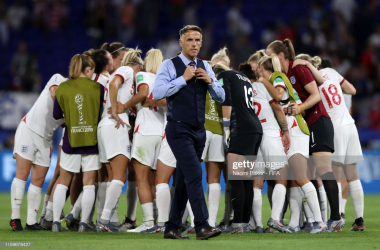 Photo by Naiomi Baker - FIFA via Getty Images