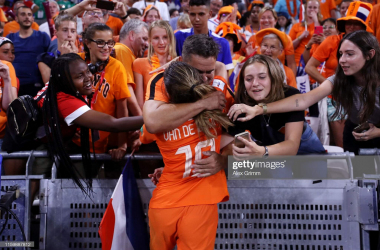 Daniëlle van de Donk: A look at her past after 100 national team appearances