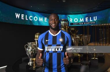 Lukaku signs for Inter