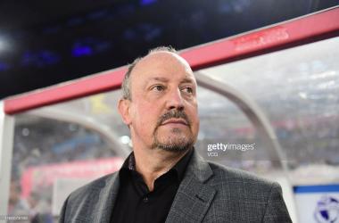 Rafa Benitez tips Liverpool to end wait for Premier League title this season
