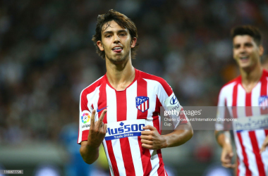 Joao Felix is the new Atletico Madrid superstar (Getty Images/Charlie Crowhurst - International Champions Cup)