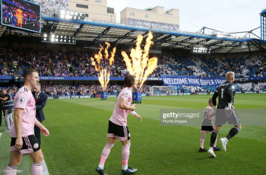 (Photo by Plumb Images/Leicester City FC via Getty Images)