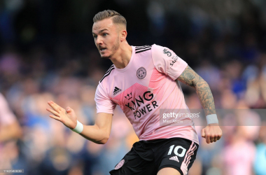 James Maddison is being tipped by Gary Neville for a great career for club and country (Marc Atkins/Getty Images)