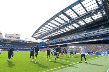 (Photo by Darren Walsh/Chelsea FC via Getty Images)