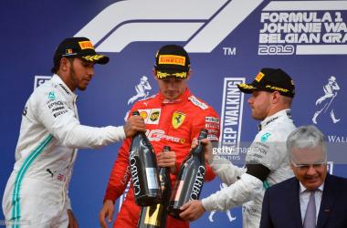 Driver Ratings: Belgian Grand Prix 2019