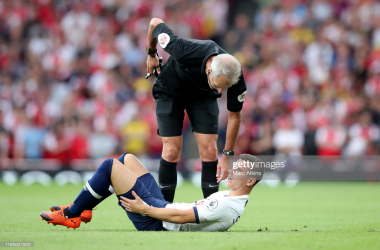 Tottenham confirm Giovani Lo Celso will be out until at least November after suffering hip injury on international duty