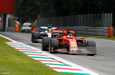 Italian Grand Prix: Live Stream TV Updates and How to Watch Formula 1 Race 2019