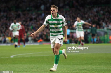 James Forrest scored the winner for Celtic (Getty Images/Ian MacNicol)