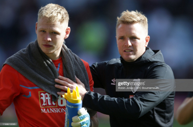 Aaron Ramsdale has played in Bournemouth's opening two matches and will hope to face Manchester City<div>&nbsp;(Robin Jones/AFC Bournemouth)</div>