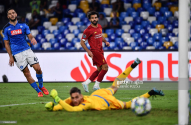 Napoli 2-0 Liverpool: Reds stunned in Naples