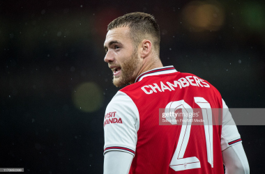 Chambers reflects on current form, eyeing further progress