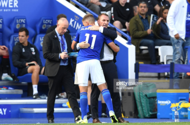 Is Marc Albrighton still the best man