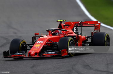 Leclerc takes first F1 victory at Spa