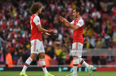 'The last month at Arsenal I was not happy', Mkhitaryan reveals