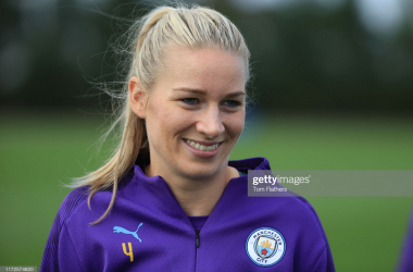 "Manchester City's Gemma Bonner: ""We need to be more ruthless"""