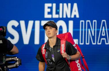 Elina Svitolina Withdraws From US Open