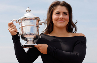 Bianca Andreescu pulls out of US Open