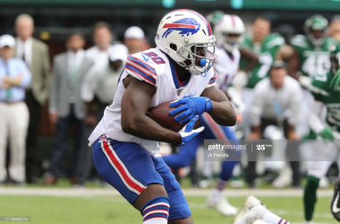 """Frank Gore says AFC East is """"wide open"""" after signing with New York Jets"""