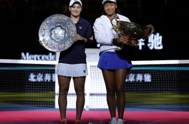 If a break from tennis is needed for Naomi Osaka, Ashleigh Barty is the perfect person to talk to
