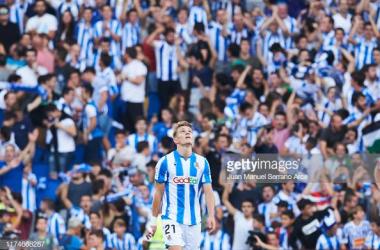 Real Sociedad 3-0 Deportivo Alavés: Martin Ødegaard shines as La Real win again
