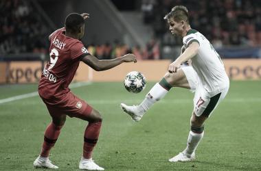 Melhores Momentos de Lokomotiv Moscou x Bayer Leverkusen pela Champions League (0-2)