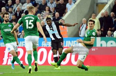 As it happened: Brighton 0-0 Newcastle