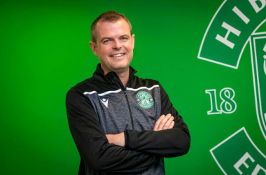 Exclusive Interview with Hibernian's ambitious Sporting Director Graeme Mathie