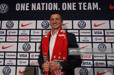 Vlatko Andonovski announced as head coach of US women national team
