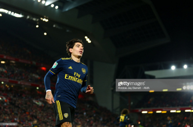 Bellerin focused on positives after Carabao Cup defeat