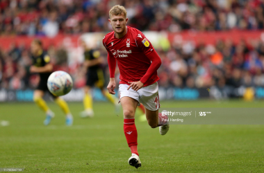 Joe Worrall would be a good fit for Burnley
