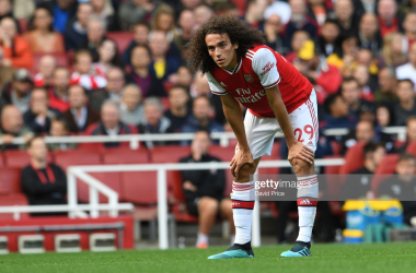 Guendouzi hails Unai Emery for inspiring development at Arsenal
