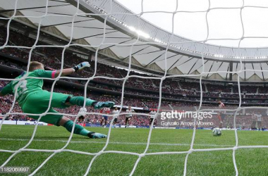 Atlético Madrid 1-1 Valencia: Valencia salvage point through late Parejo free-kick