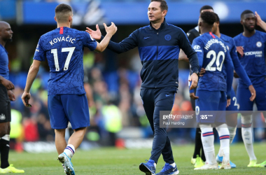 "Kovacic: ""I can learn a lot from Lampard"""