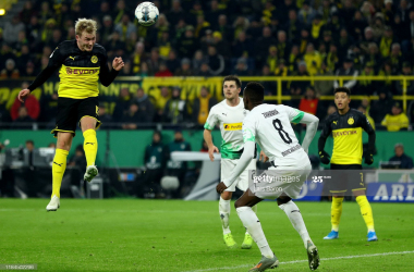 Borussia Dortmund vs Borussia Monchengladbach preview : How to watch, kick-off time, team news, predicted lineups and ones to watch