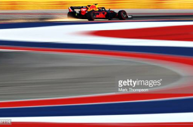 Verstappen leads the way in FP3