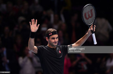 Match re-cap: Federer defeats Berrettini in straight sets