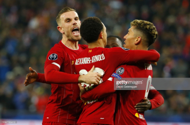 RB Salzburg 0-2 Liverpool: Reds progress to Champions League knockouts in style