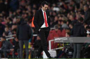 Pressure continues to mount on Unai Emery after Saints draw