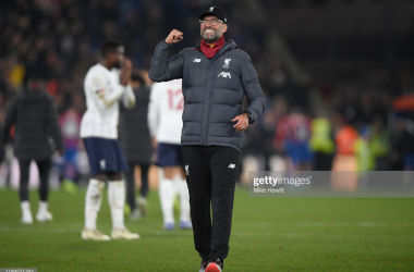 Crystal Palace 1-2 Liverpool: Klopp's juggernaut rolls on as late winner downs Palace