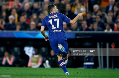 Mateo Kovacic on finals, the importance of ending the season with a trophy and his own performances this season