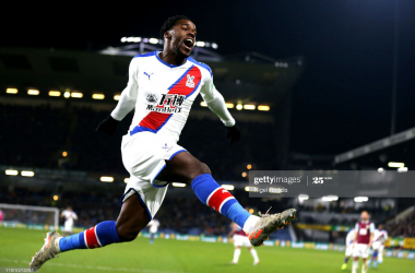 Jeffrey Schlupp - The driving force in Palace's midfield