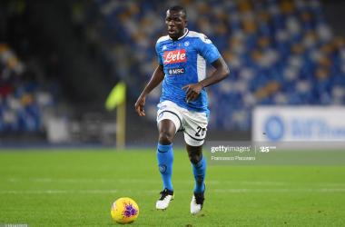 Tottenham reportedly enter the race for Kalidou Koulibaly