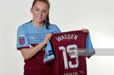 West Ham Transfer News:  Women's team confirm the signing of defender Filippa Wallén.